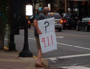 question911