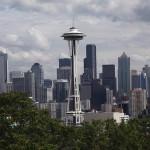 Vista de Seattle, só para constar.